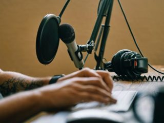 Making the quick shift to remote podcasts