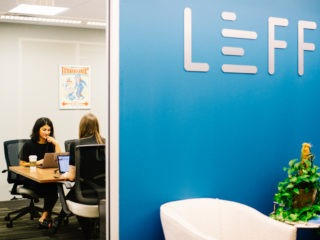 The workplace of the future? How Leff's employees are making hybrid work arrangements work for them